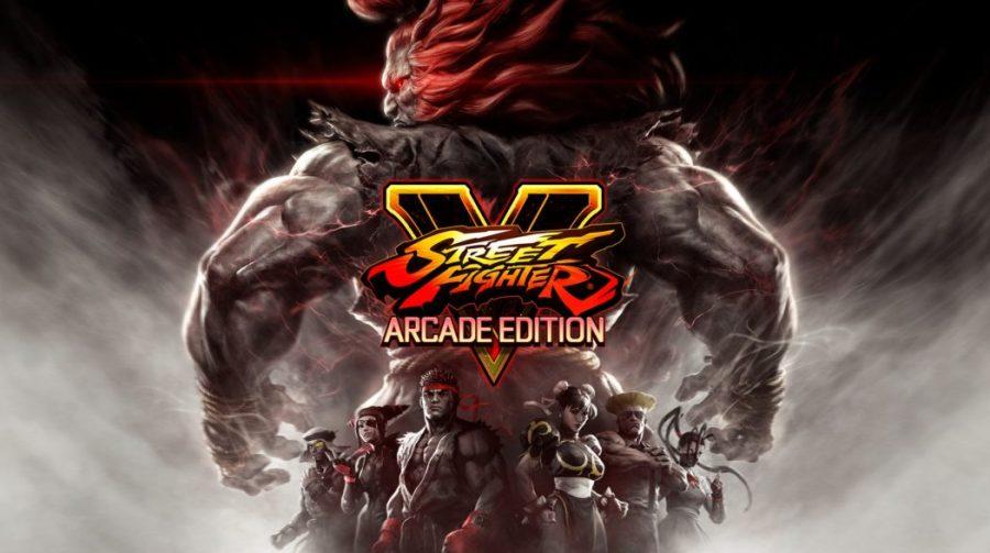 Capcom mostra novos recursos de Street Fighter V: Arcade Edition em vídeo