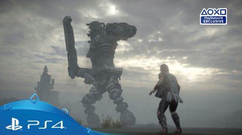 Qual seu Colossus favorito? Os 5 mais votados receberão papel de parede!