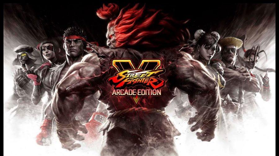 Publicidades extras de Street Fighter V: Arcade Edition foram removidas
