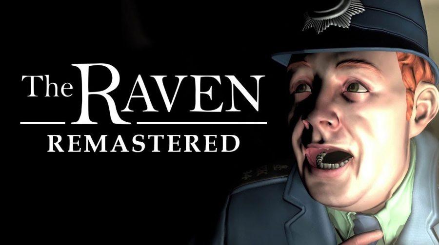 Remaster de The Raven chegará ao PS4 em março