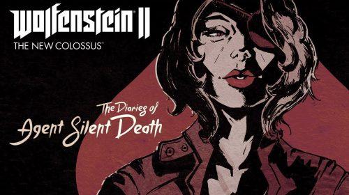 Wolfenstein II: DLC The Diary of Agent Silent Death recebe trailer; veja