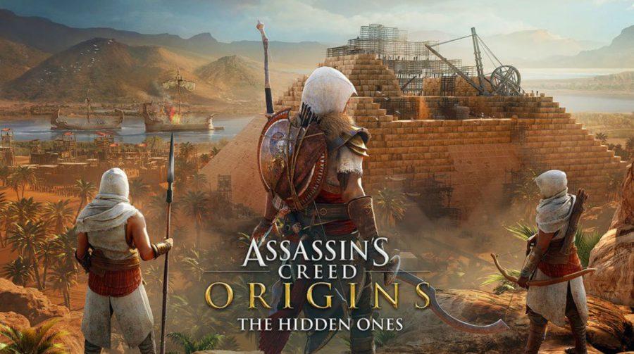 Ubisoft revela detalhes da primeira expansão de Assassin's Creed Origins