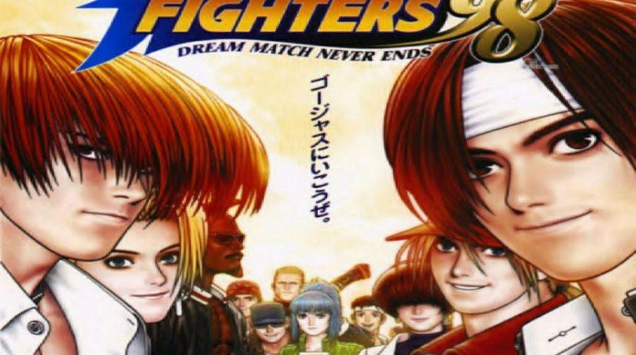 O Retorno do Rei! The King of Fighters 98 pode chegar ao PlayStation 4