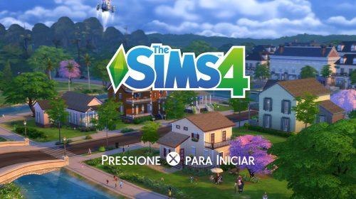 The Sims 4 receberá suporte ao mouse e teclado no PS4