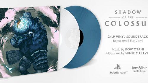Trilha sonora de Shadow of The Colossus será lançada em vinil