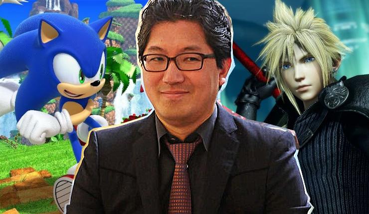 Criador de Sonic entra para o time da Square Enix