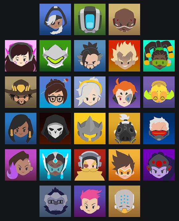 Overwatch recebe novos pacotes de skins épicas e lendárias 1