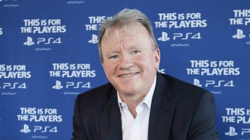 Jim Ryan é o novo vice-presidente da Sony Interactive Entertainment