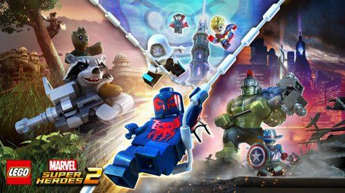 LEGO Marvel Super Heroes 2 recebe DLC Champions com mais 6 heróis