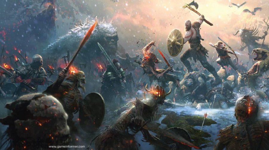 Novo rumor aponta (novamente) lançamento de God of War para março
