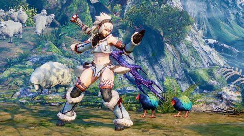 Modo arcade de Street Fighter V terá recompensas de Monster Hunter