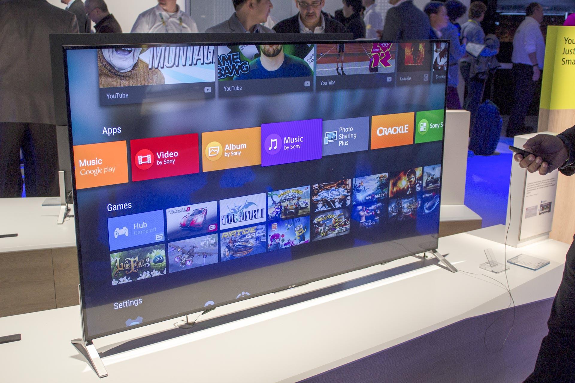TV 4K para o PS4 Pro: AndroidTV