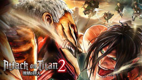 Novo vídeo de Attack on Titan 2 mostra recursos do game; assista