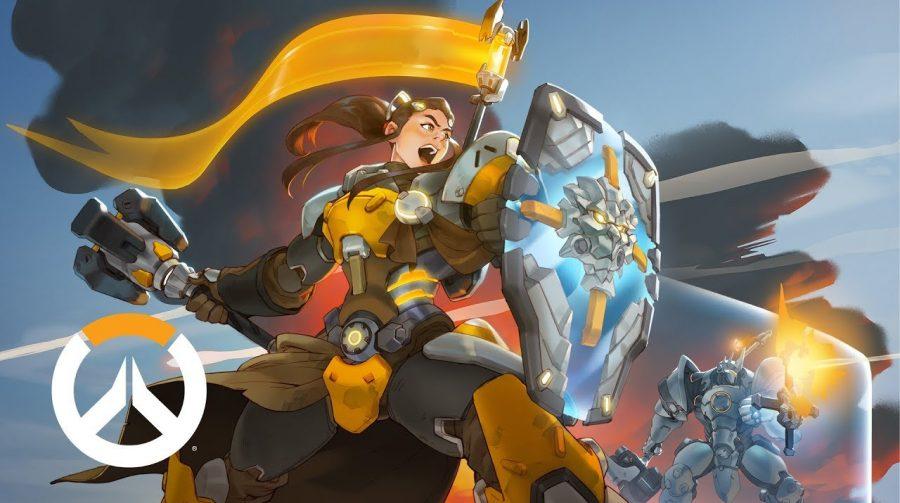 Blizzard revela Brigitte, nova heroína de Overwatch