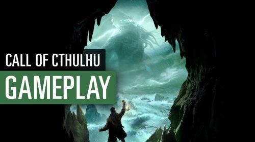 Terror! Call of Cthulhu recebe novo trailer jogabilidade; assista