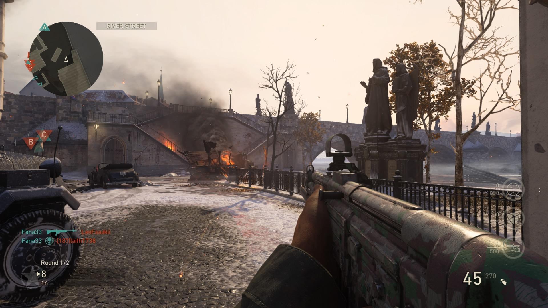 A Resistência, primeira expansão de Call of Duty WWII, oferece poucos atrativos 1