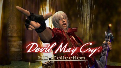 Capcom revela novo trailer de Devil May Cry HD Collection; assista