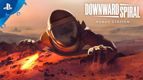 Conheça Downward Spiral: Horus Station, o 'game sem história'