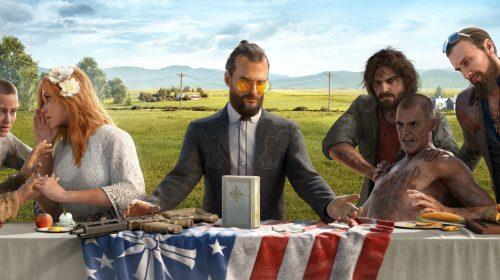 Com 5 milhões de cópias vendidas, Far Cry 5 ganha update