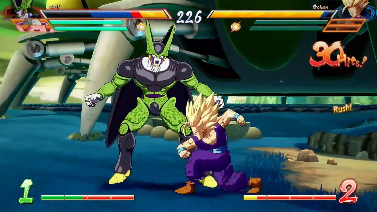 Dragon Ball FighterZ: Vale a Pena? 1