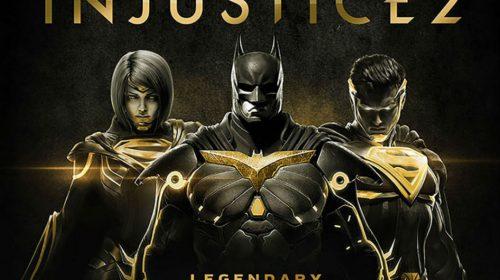 Injustice 2 Legendary Edition recebe intenso trailer de lançamento
