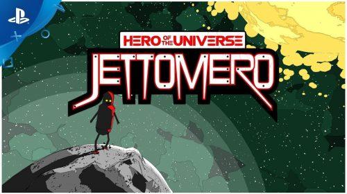 Jettomero: Hero of the Universe, feito por uma única pessoa, chega ao PS4 em breve