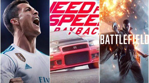Jogos da EA também estão com descontos na PSN; veja