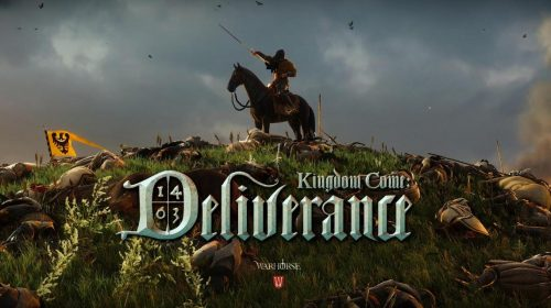 Kingdom Come: Deliverance Royal Edition chega em maio com todos DLCs