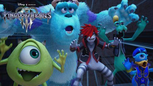 Square Enix não garante data de lançamento de Kingdom Hearts 3 para E3 2018