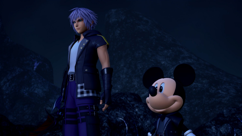 Novo gameplay de Kingdom Hearts lll