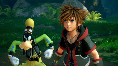 Será? Varejista lista lançamento de Kingdom Hearts 3 para outubro