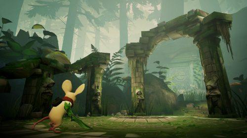 Moss promete ser uma aventura encantadora; Veja 14 minutos do game
