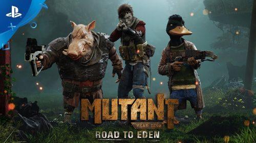 Mutant Year Zero: novo trailer marca lançamento para dezembro