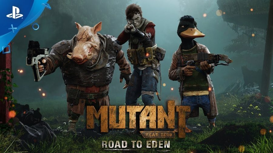 Mutant Year Zero: Road to Eden é anunciado com trailer incrível; veja