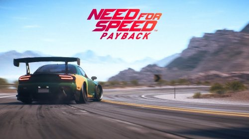 Need for Speed Payback recebe o