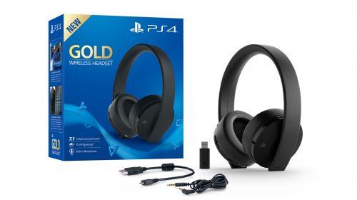 Sony anuncia novo headset Gold Wireless; Lançamento no fim do mês