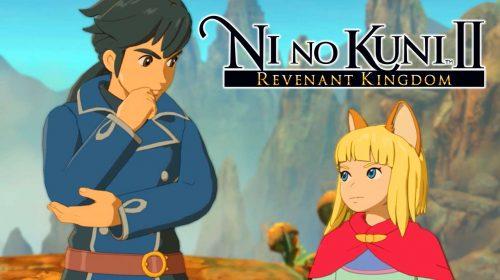 Novo trailer de Ni No Kuni 2 faz um tour pela cidade de Goldpaw