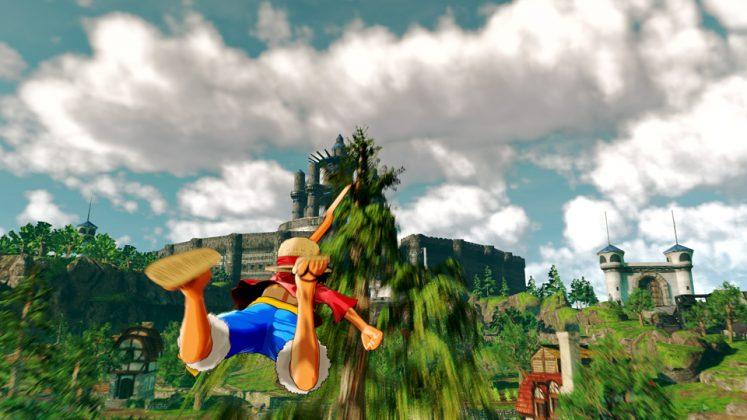 One Piece World Seeker ganha trailer em 4K; veja os detalhes 9