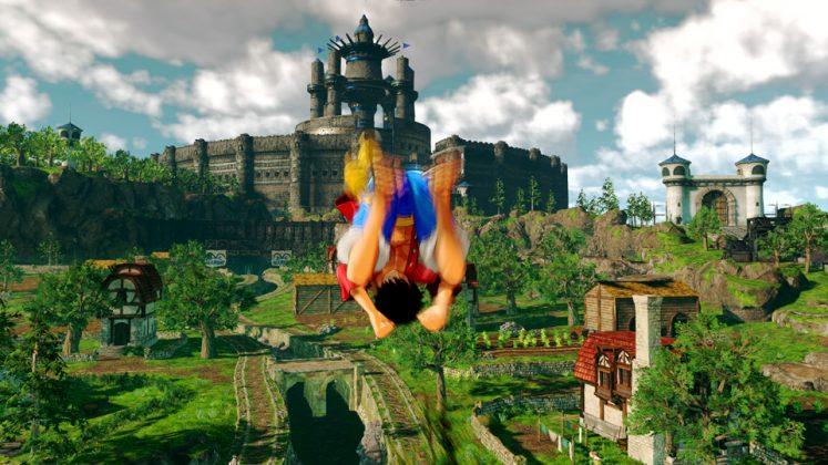 One Piece World Seeker ganha trailer em 4K; veja os detalhes 10
