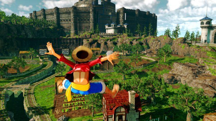 One Piece World Seeker ganha trailer em 4K; veja os detalhes 11