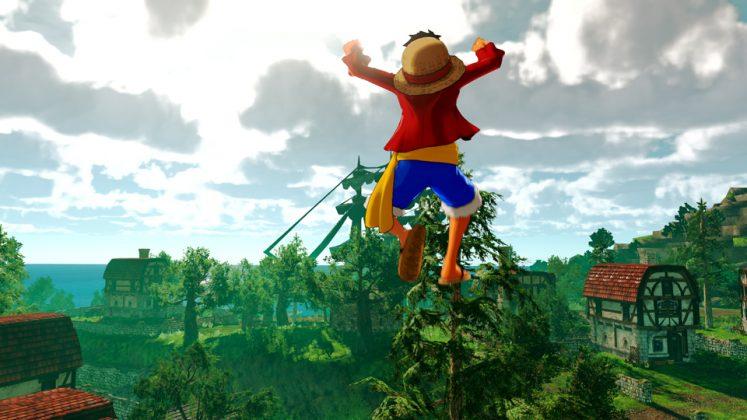 One Piece World Seeker ganha trailer em 4K; veja os detalhes 23