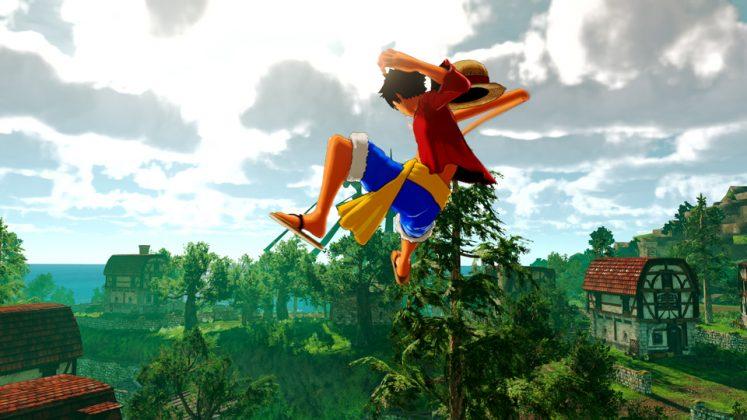 One Piece World Seeker ganha trailer em 4K; veja os detalhes 24