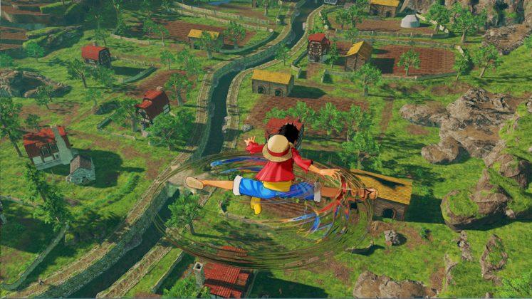 One Piece World Seeker ganha trailer em 4K; veja os detalhes 28