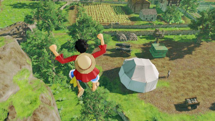 One Piece World Seeker ganha trailer em 4K; veja os detalhes 3