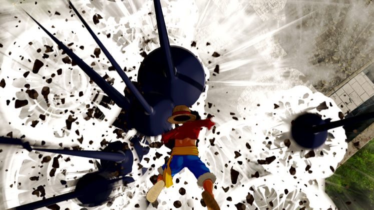 One Piece World Seeker ganha trailer em 4K; veja os detalhes 33