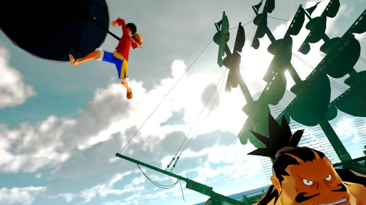 One Piece World Seeker ganha trailer em 4K; veja os detalhes 38