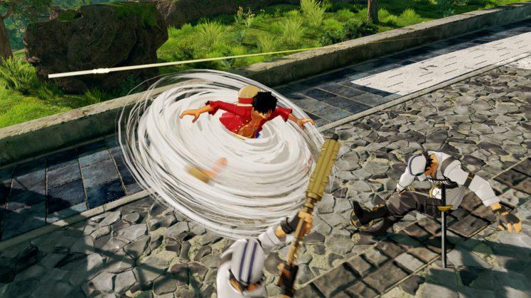 One Piece World Seeker ganha trailer em 4K; veja os detalhes 39