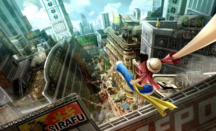 One Piece World Seeker ganha trailer em 4K; veja os detalhes 7