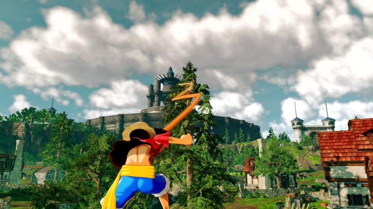 One Piece World Seeker ganha trailer em 4K; veja os detalhes 8