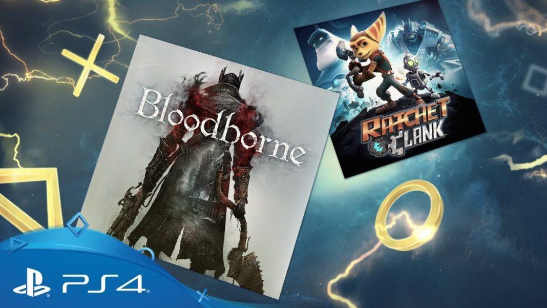 PlayStation Plus Março de 2018